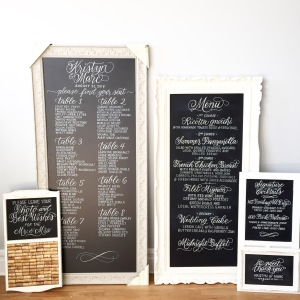 Chalkboards (Joy Deneen)