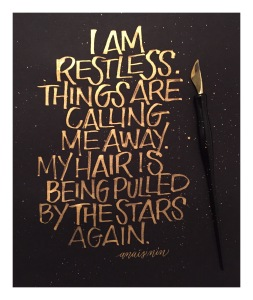 Quote - Restless (Joy Deneen)