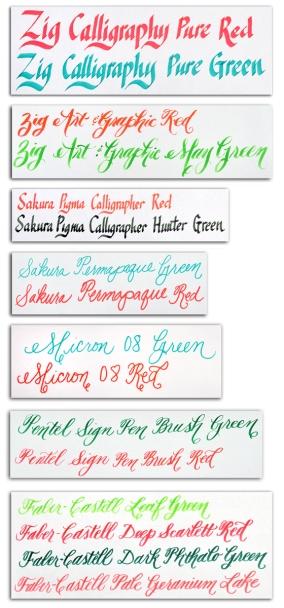 redgreen-pens